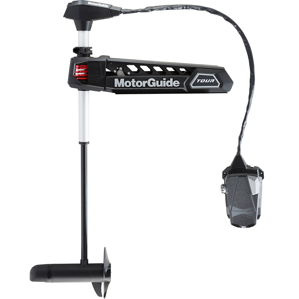 MOTORGUIDE TOUR 82LB 45 24V BOW MOUNT CABLE STEER