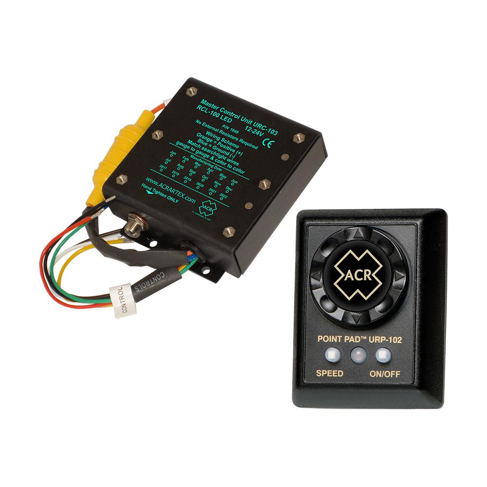 ACR Universal Remote Control Kit f/RCL-100 LED CD-86279