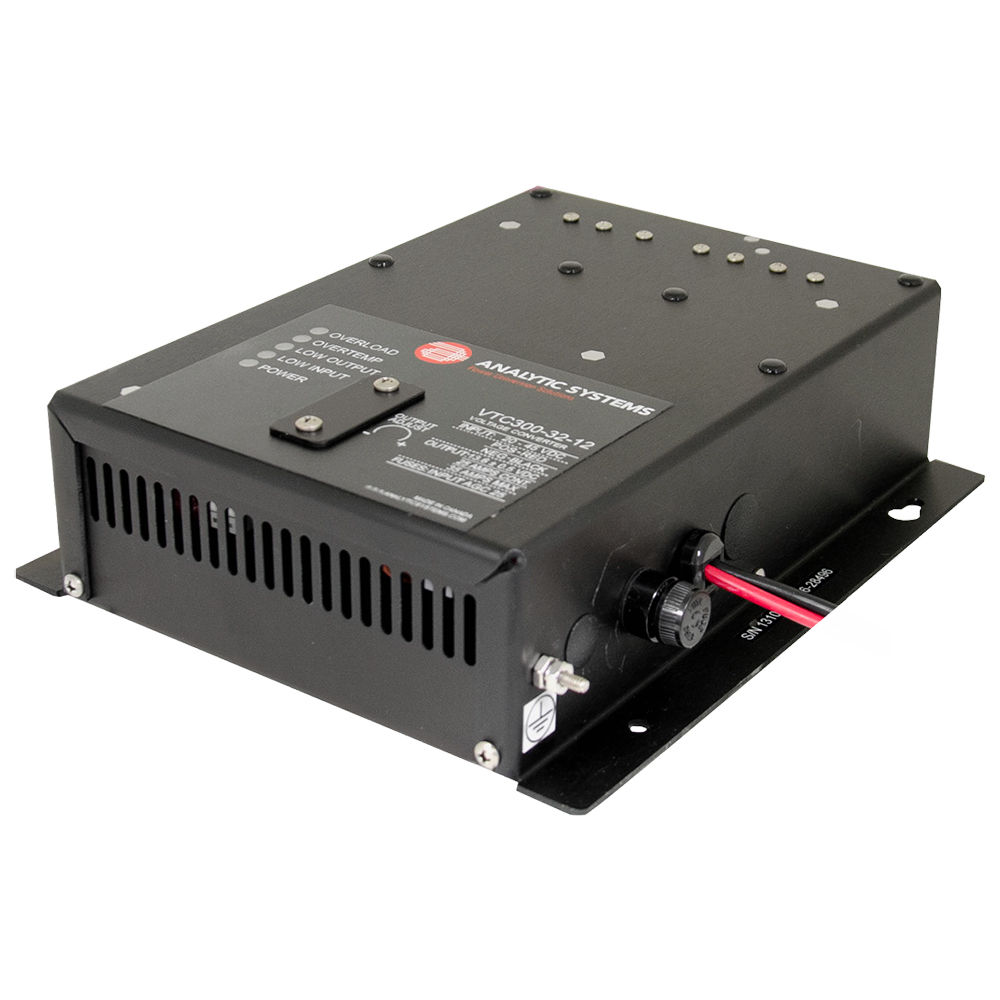 Analytic Systems Waterproof IP66 DC Converter 25/35A 12VDC Out/20-45VDC In CD-87069