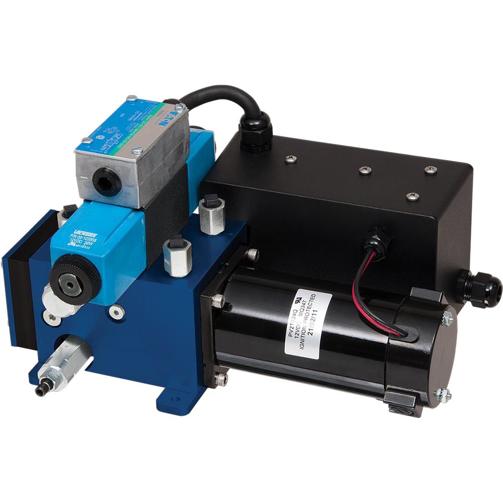 Accu-Steer HPU100-12 Hydraulic Power Unit (Medium Duty) - 12V CD-87903