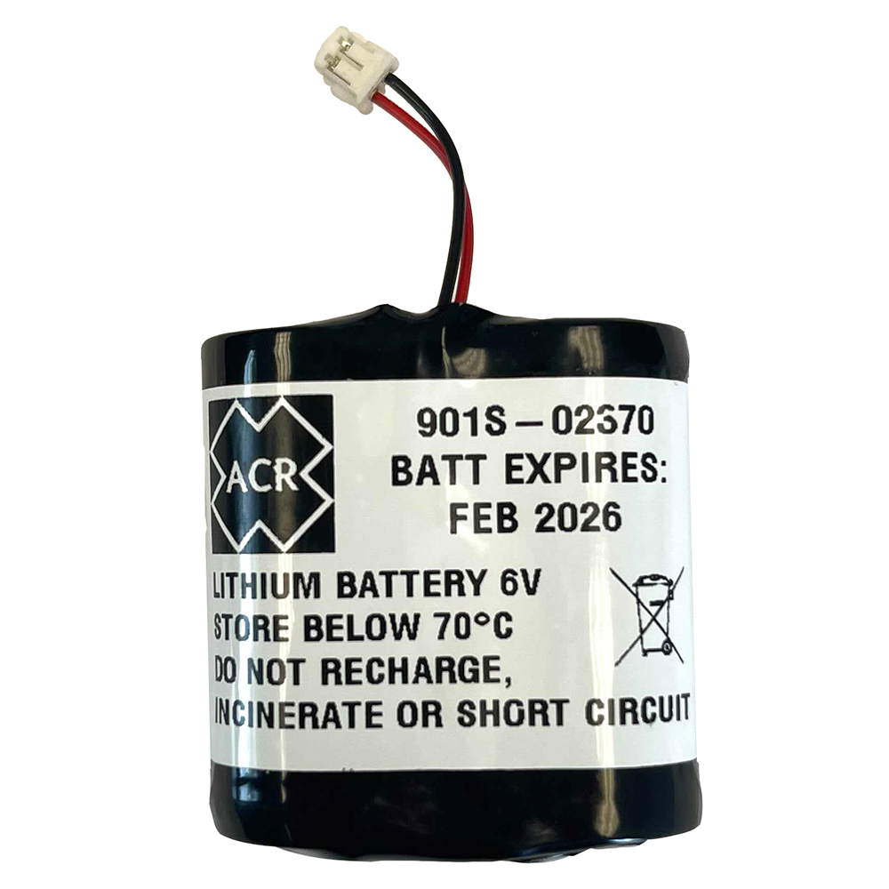 ACR AISLink MOB Replacement Battery User Replaceable CD-88821