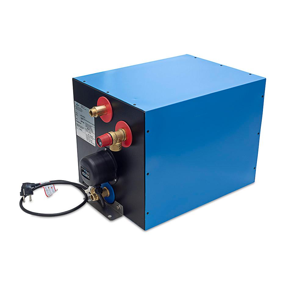 Albin Pump Premium Square Electric Water Heater - 5.8 Gallon - 120V CD-89200