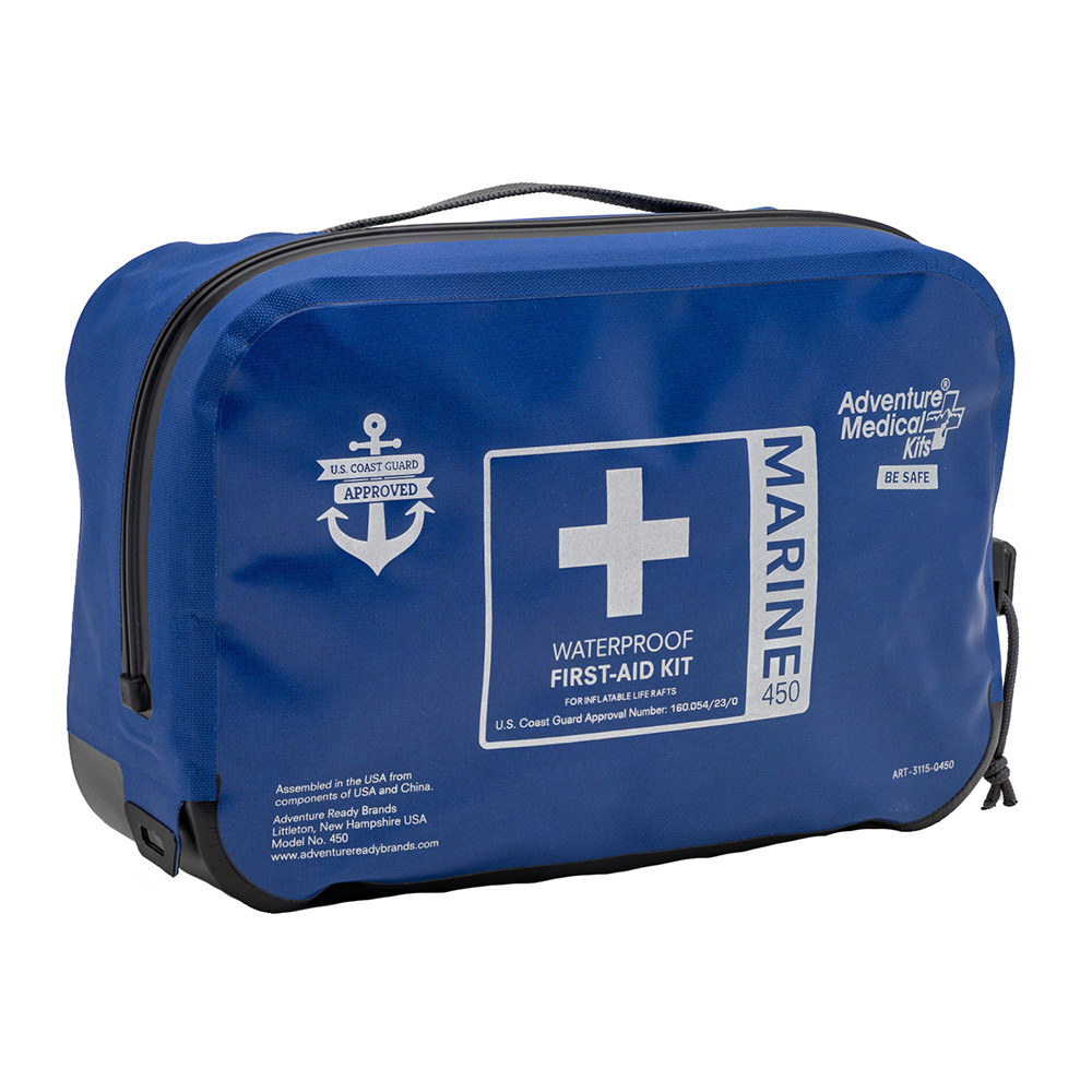 Adventure Medical Marine 450 First Aid Kit CD-89779