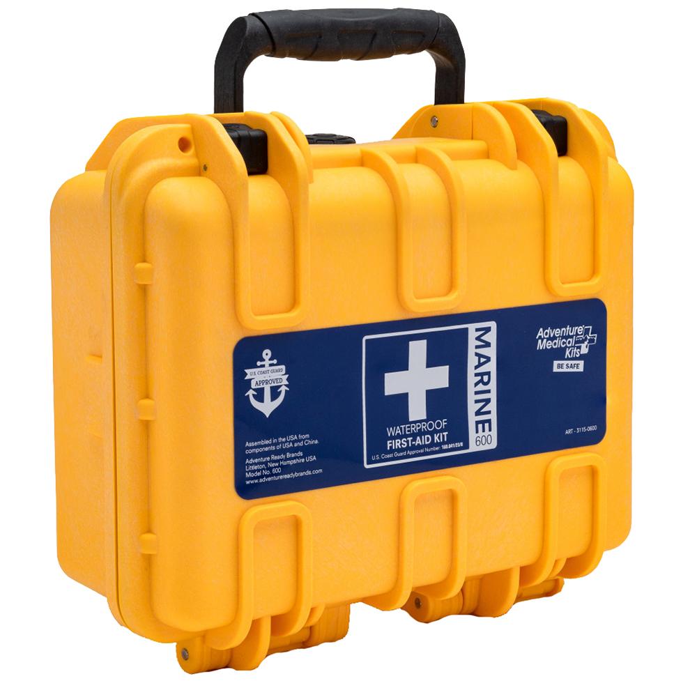 Adventure Medical Marine 600 First Aid Kit CD-89780