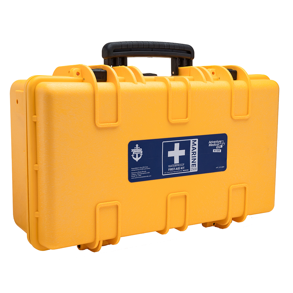 Adventure Medical Marine 2500 First Aid Kit CD-89782