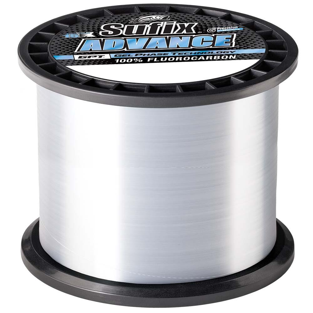 Advance® Fluorocarbon - 6lb - Clear - 1200 yds CD-90937