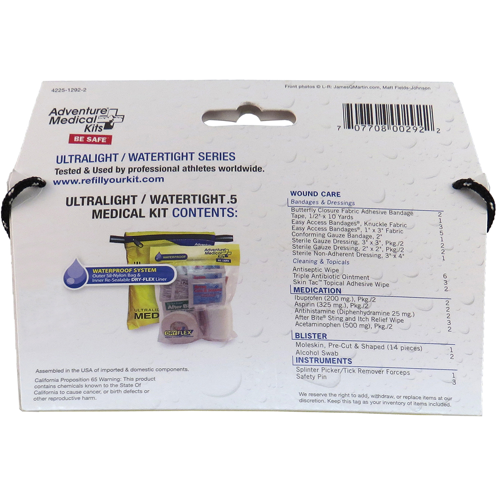 Adventure Medical Ultralight/Watertight .5 First Aid Kit