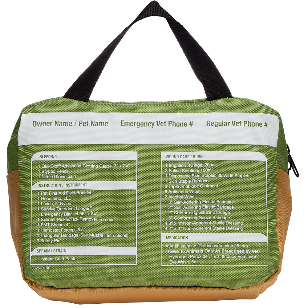 Adventure Medical Dog Series - Workin' Dog First Aid Kit