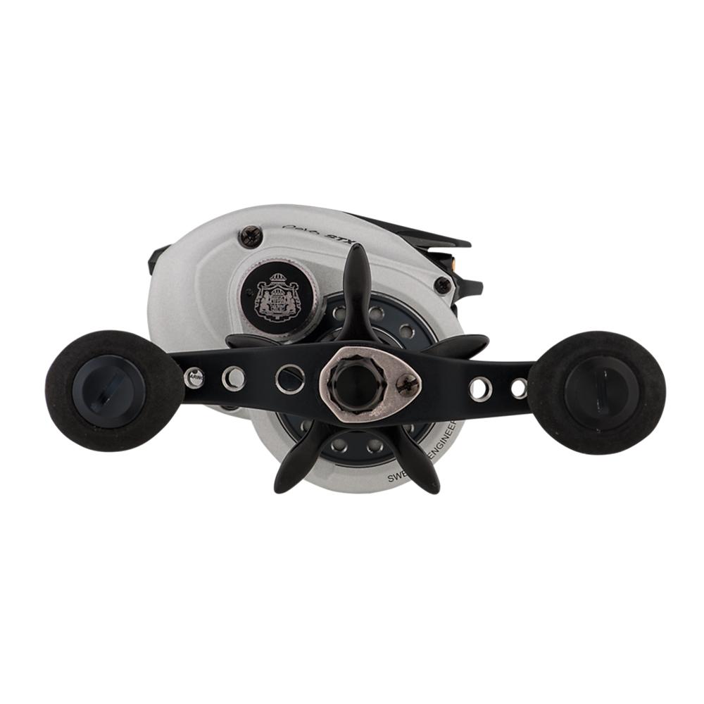 Abu Garcia Revo® 4 STX-HS Low Profile Baitcast Reel