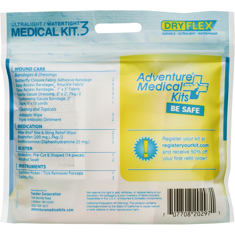 Adventure Medical Ultralight/Watertight .3 First Aid Kit