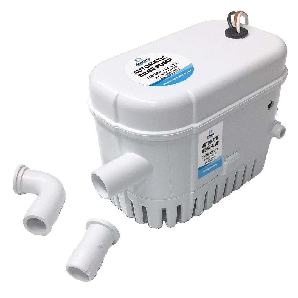 Albin Pump Automatic Bilge Pump 750 GPH - 12V
