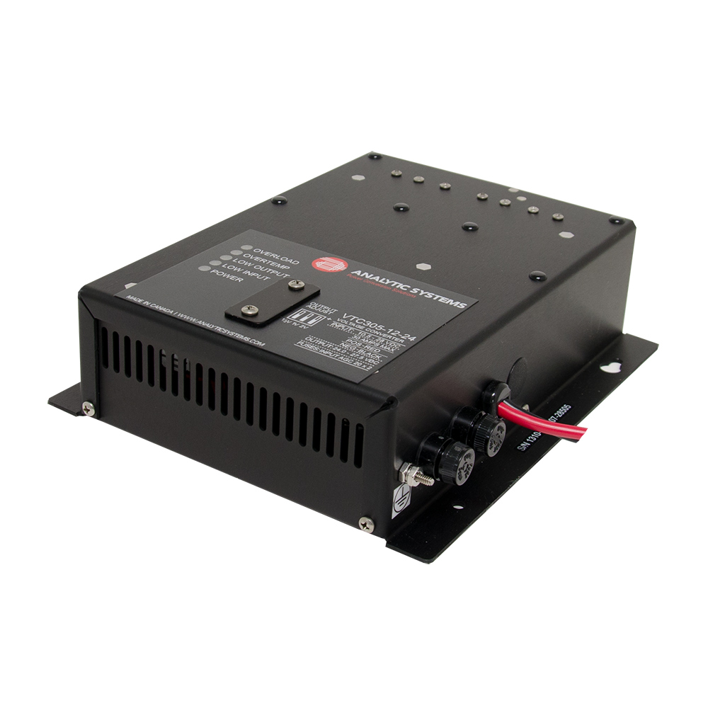 Analytic Systems Non Iso DC/DC Converter 13A, 24V Out, 11-15V In