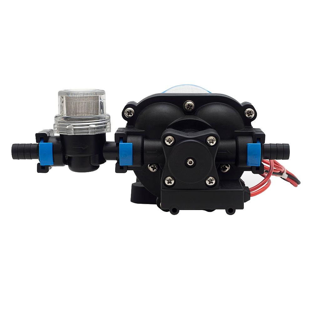 Albin Pump Water Pressure Pump - 12V - 3.5 GPM