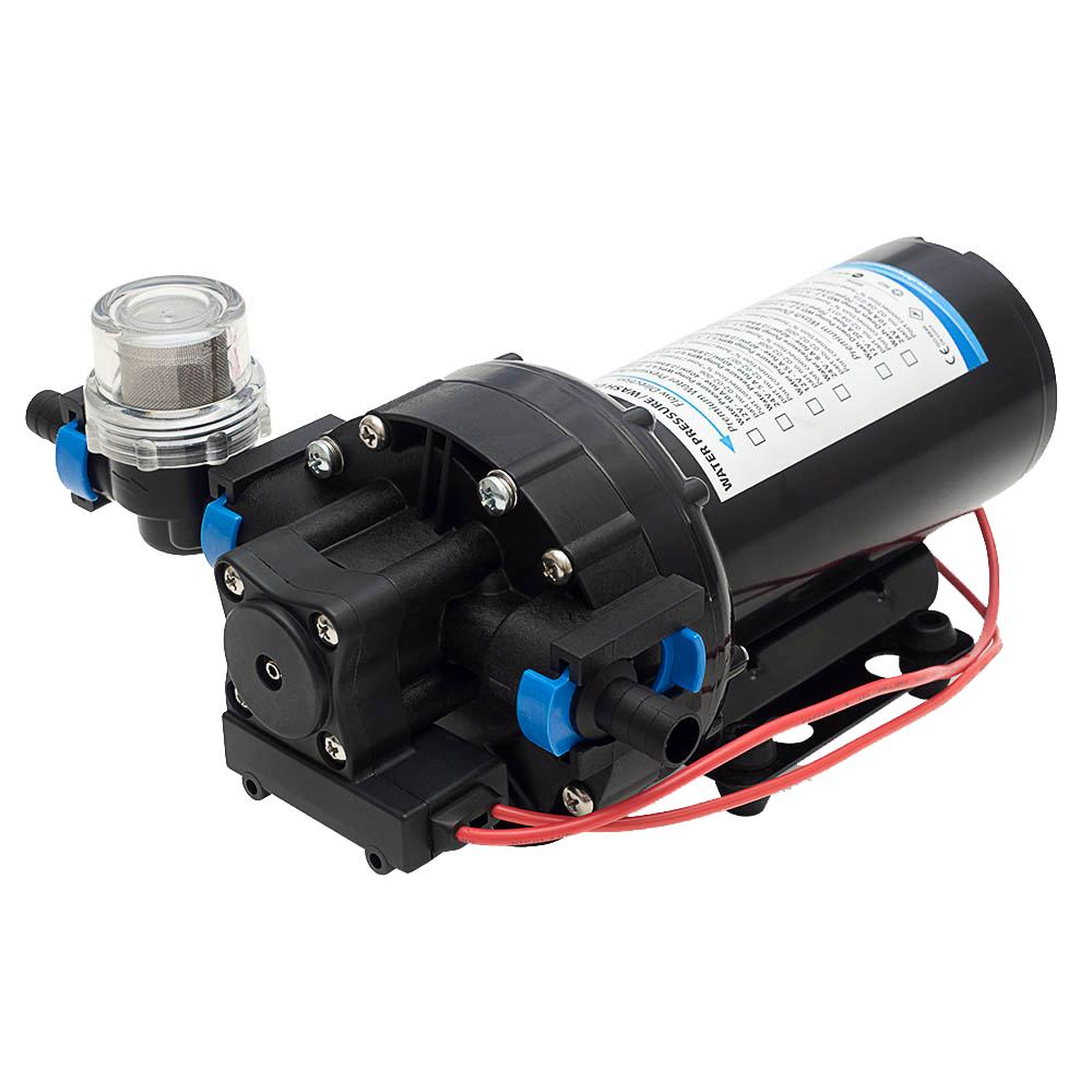 Albin Pump Water Pressure Pump - 12V - 5.3 GPM