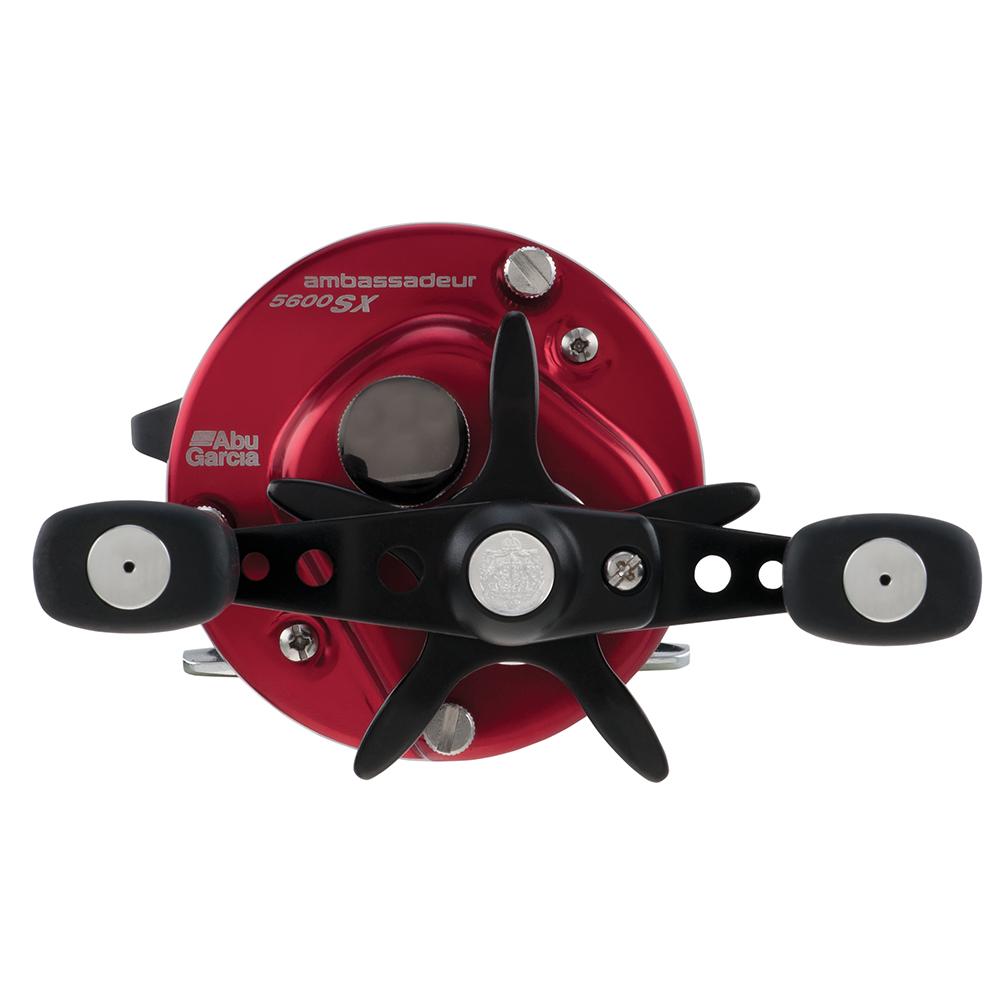 Abu Garcia AMBSX-5600 Ambassadeur® SX 5600 Round Reel