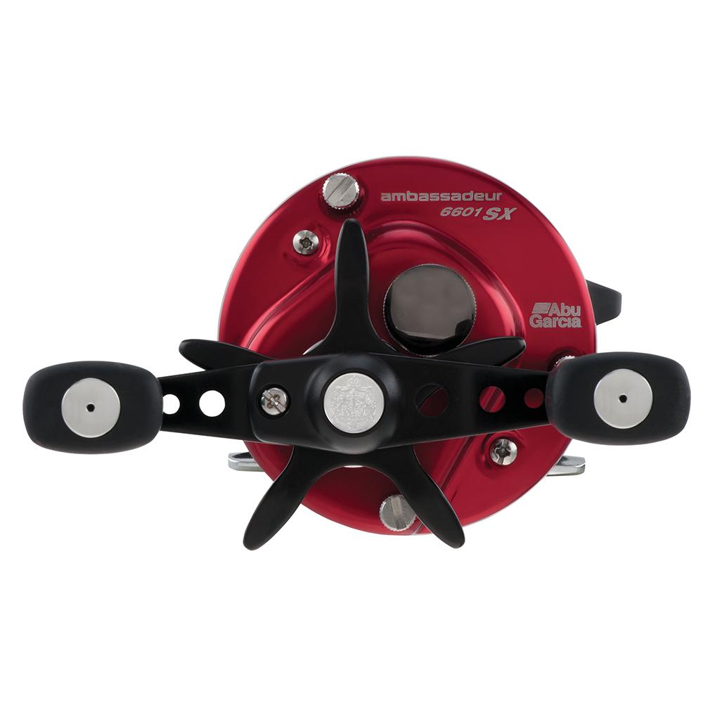 Abu Garcia AMBSX-6601 Ambassadeur® SX 6601 Round Reel