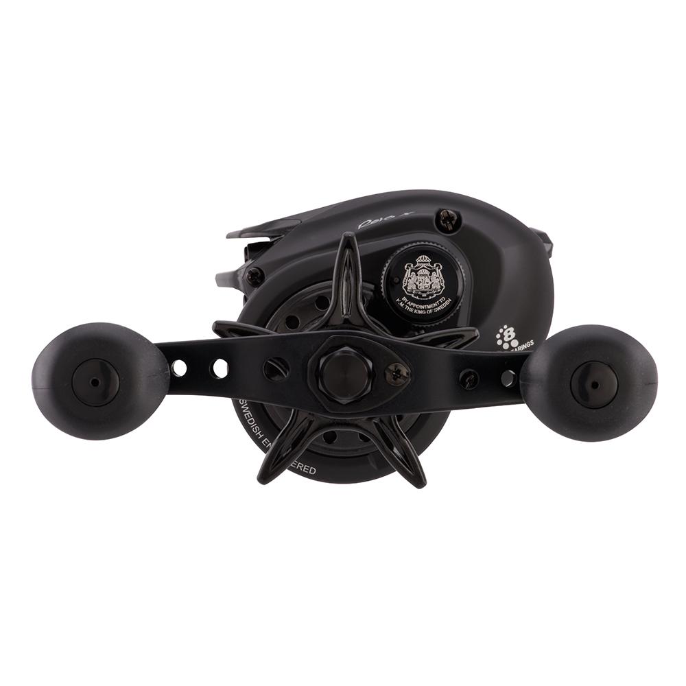 Abu Garcia REVO4 X-HS-L Revo® X 4 High Speed Left Hand Low Profile Reel