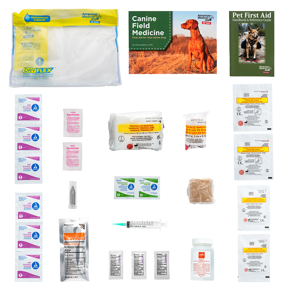 Adventure Medical Dog Series - Vet in a Box First Aid Kit